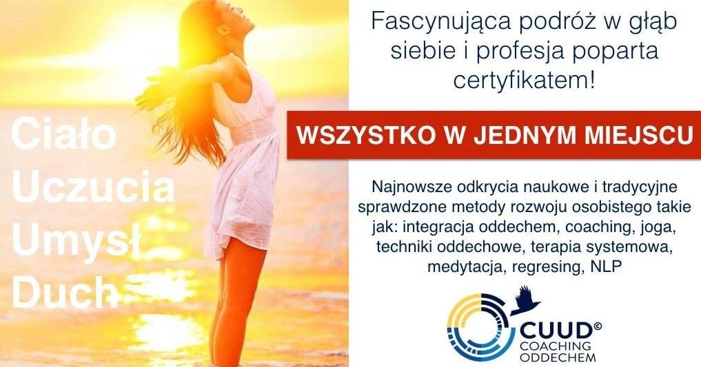 SZKOŁA CUUD COACHINGU ODDECHEM - Start Nowej Edycji!