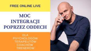 MOC Integracji poprzez Oddech dla Profesjonalistów - Live Online Webinar - FREE