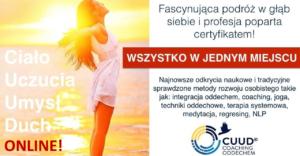 SZKOŁA CUUD COACHINGU ODDECHEM - Dołącz do Nowej Edycji ONLINE!